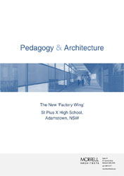 Cover image of Pedagogy & Architecture article
